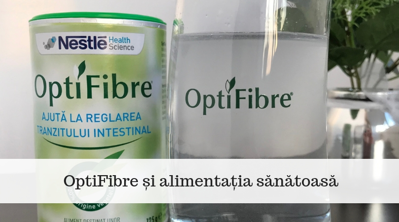 OptiFibre Nestle - bianca ionel review