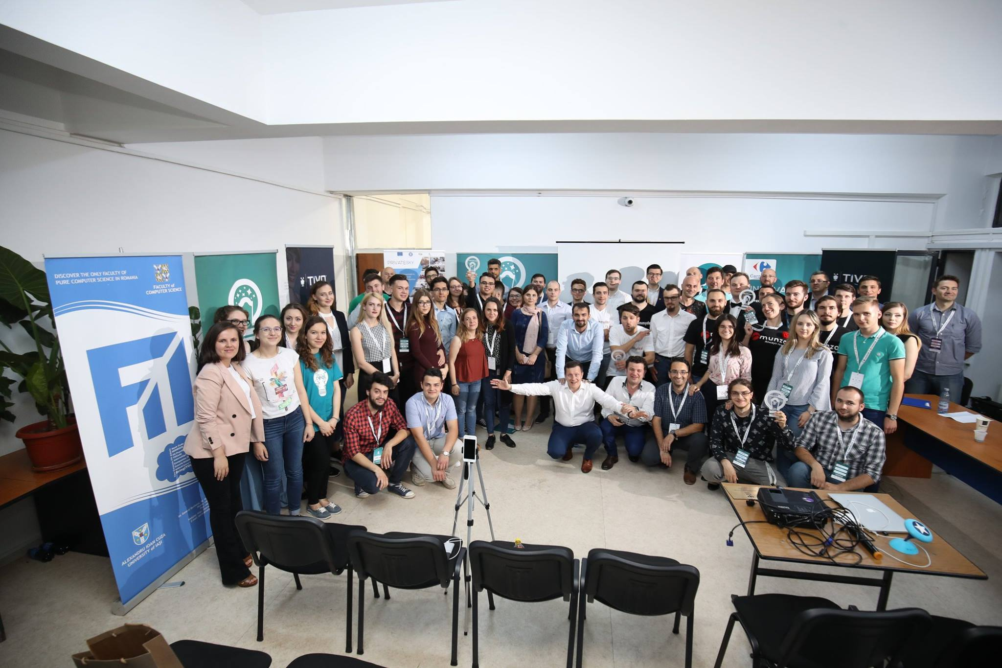 Innovation Labs 2018 Iasi Demo Day