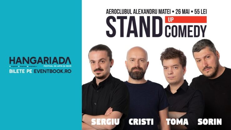 Stand Up Comedy Hangariada 2019