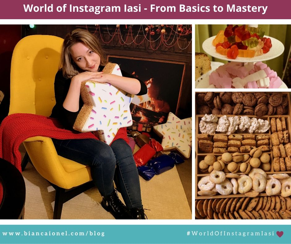 World of Instagram Iasi - From Basics to Mastery cadre personale
