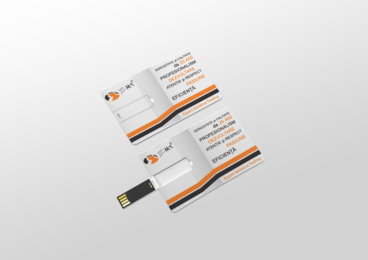 design card usb bianca ionel 3