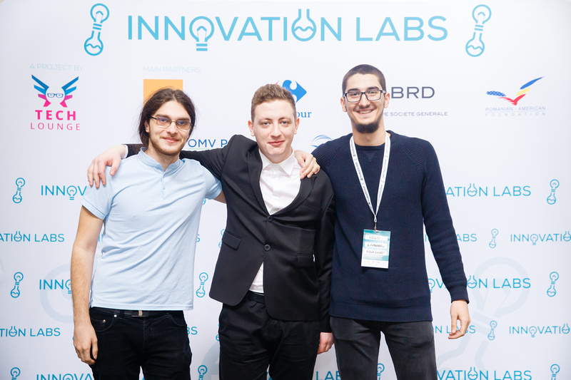 Echipa AquaSmart Innovation Labs 2019