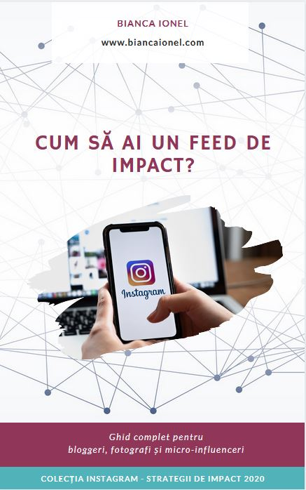 cum să ai un feed de impact? ebook bianca ionel august 2020